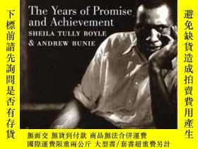 二手書博民逛書店Paul罕見Robeson: The Years Of Promise And AchievementY466