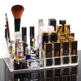 炫彩透明化妝品收納盒