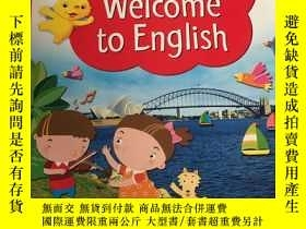 二手書博民逛書店Long-man罕見welcome to English 2A