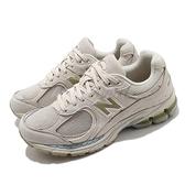 New Balance 慢跑鞋 灰 卡其 奶茶色 麂皮 亞製 男女鞋 NB 限量款【ACS】 ML2002R3D