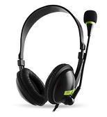 【中將3C】Ronever 立體聲頭戴式耳機麥克風   .MOE-111