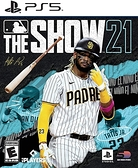 PS5 美國職棒大聯盟 21(英文版)