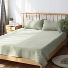 涼席成人單人夏季冰絲席1.5米床枕套三件...