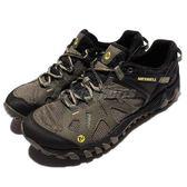 Merrell 戶外鞋 All Out Blaze Aero Sport 水陸運動鞋 越野 登山 綠 黑 休閒鞋 男鞋【PUMP306】 ML37687