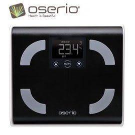 FFP-329A體脂肪計oserio歐瑟若電子式體脂計FFP329A晶鑽黑 ◆醫妝世家◆