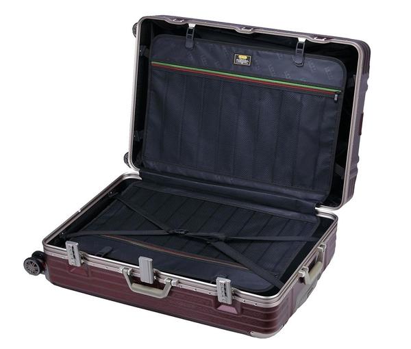 ~雪黛屋~COLORS 20吋行李箱防盜鋁框外掛勾金屬防撞角固定海關密鎖360度雙飛機輪旋轉#1345