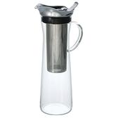 金時代書香咖啡 HARIO 不銹鋼把手冷泡咖啡壺 1000ML CBC-10SV