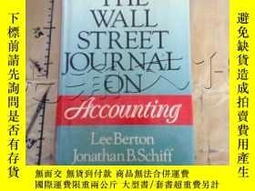 二手書博民逛書店THE罕見Wall Street Journal on Acc