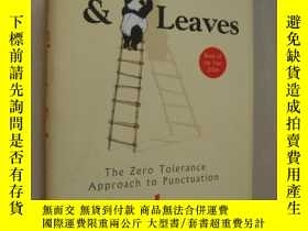 二手書博民逛書店eats罕見shoots & leaves (the zero