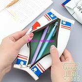 日系搞怪筆袋文具袋國小國中可愛筆盒大容量創意文具盒【樹可雜貨鋪】