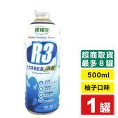 專品藥局 維維樂 R3活力平衡飲品Plus 柚子口味 電解質補充 500ml/瓶 (成人、幼兒適用)【2008939】