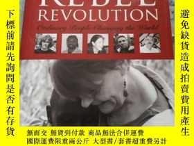 二手書博民逛書店The罕見Compassionate Rebel Revolut