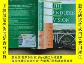 二手書博民逛書店the罕見enduring vision a history o