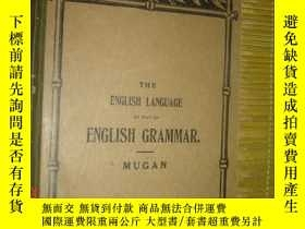 二手書博民逛書店THE罕見ENGLISH LANGUAGE BY WAY OF