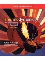 二手書博民逛書店 《Thermodynamics An Engineering Approach》 R2Y ISBN:0071152474│YunusCengel