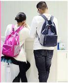 雙肩包女男背包多色防水輕便攜帶旅行包戶外
