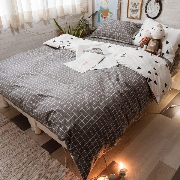 英格蘭  Q1雙人加大床包三件組  100%精梳棉  台灣製