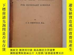 二手書博民逛書店IDIOM罕見AND GRAMMAR(1937年版)C號)Y15