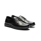 Waltz-紳休閒鞋612079-02黑