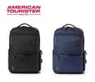 AT美國旅行者 (新款) ZORK 大容量減壓背袋 筆電後背包17吋-2色 1AS