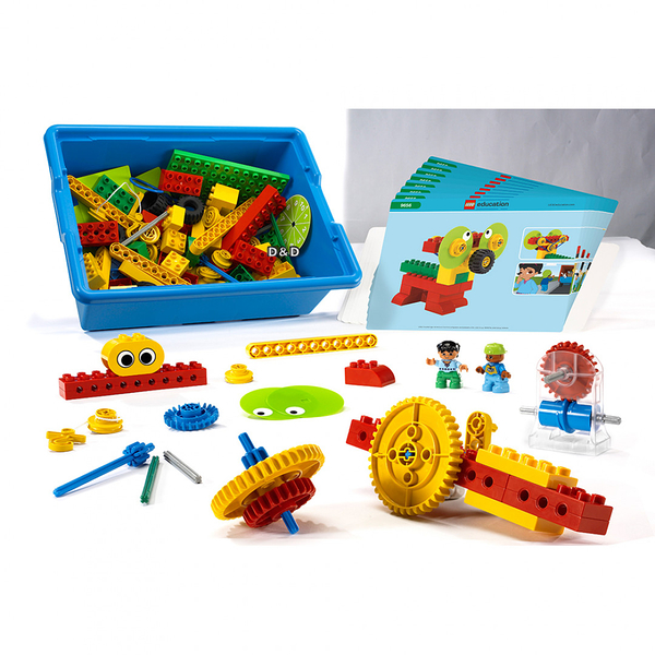 樂高積木 LEGO《 LT9656 》Education 系列 - 幼兒簡易機械組╭★ JOYBUS玩具百貨