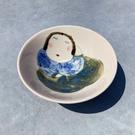 吳仲宗|胖太太系列 - 日本碗 - 藍悠悠