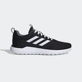 Adidas Lite Racer CLN [EE8138] 男鞋 運動 休閒 輕量 舒適 緩震 襪套 愛迪達 黑白