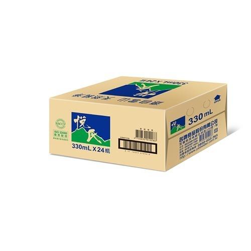 悅氏礦泉水330ml x 24【愛買】