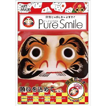 【Pure Smile】 日本招福面膜 開運 1枚入