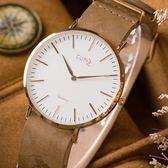 Cupid Memory 邱比特 簡約駝色時尚腕錶 40mm女錶-禮盒組 CPW0101GRSX-AH20LWRKH