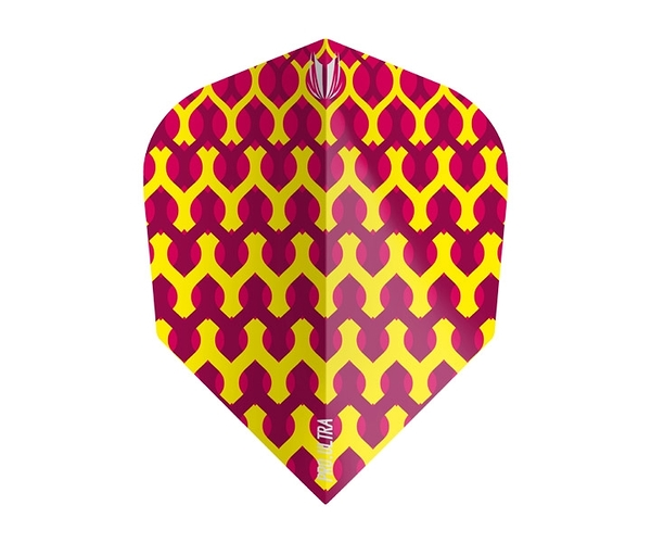 【TARGET】FABRIC PRO.Ultra Yellow Shape 335180 鏢翼 DARTS