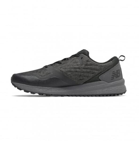 New Balance PERFORMANCE 4E寬楦男款黑色慢跑鞋-NO.MTNTRLB3