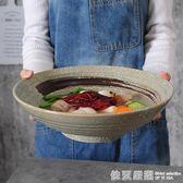 日式和風陶瓷碗大碗水煮牛肉酸菜魚碗水煮魚盆大號面碗大尺寸面碗  依夏嚴選
