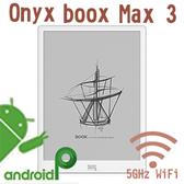 【現貨 文石信息 onyx boox 台灣旗艦店 】Onyx Boox Max3 13.3吋 文石 Android 9 電子書閱讀器 全新刷新技術