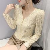 短版上衣 經典珠片長袖拉鏈開衫女T恤 亮片小開衫外套H480A紅粉佳人