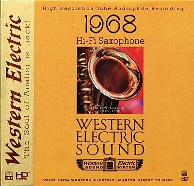 停看聽音響唱片】【CD】1968 Hi-Fi Saxophone Western Electric Sound