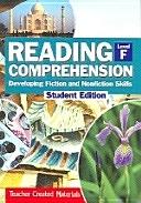 二手書博民逛書店 《Reading Comprehension Level F(Student Edition)》 R2Y ISBN:0743901207