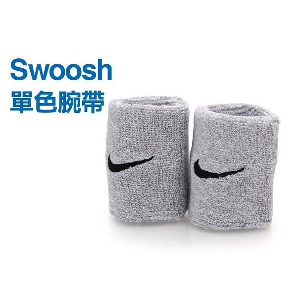 NIKE Swoosh 運動腕帶(籃球 網球 排羽球 一雙入 ≡體院≡ NNN04051OS