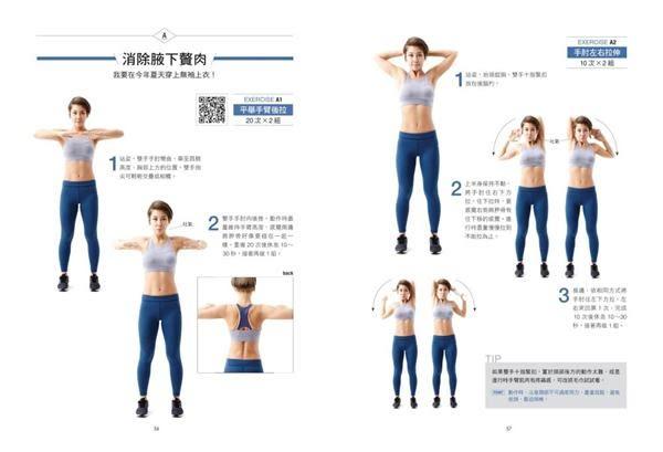 1張瑜伽墊練肌力,成功瘦50公斤:過量運動不會瘦,養肌肉才會一直瘦下去!每天堅持..