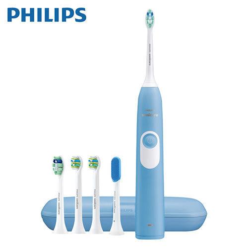 【贈護齦牙膏】PHILIPS 飛利浦 HX6275 / HX-6275 音波震動電動牙刷 (HX6711/HX6761 升級加強版)