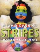 ~麥克 ~~小熊媽的 英語繪本~A BAD CASE OF STRIPES 條紋事件糟糕啦