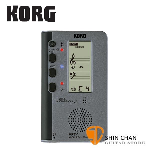 Korg VPT-1 歌唱音準訓練機 原廠公司貨【VPT1】
