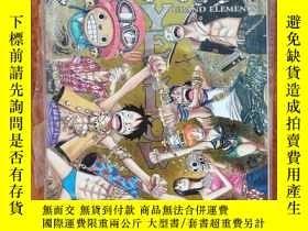 二手書博民逛書店ONE罕見PIECE YELLOW GRAND ELEMENTSY398466 尾田榮一郎 集英社 ISBN: