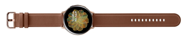 三星 SAMSUNG Galaxy Watch Active2 44mm (R820) 不鏽鋼款-金色[24期0利率]