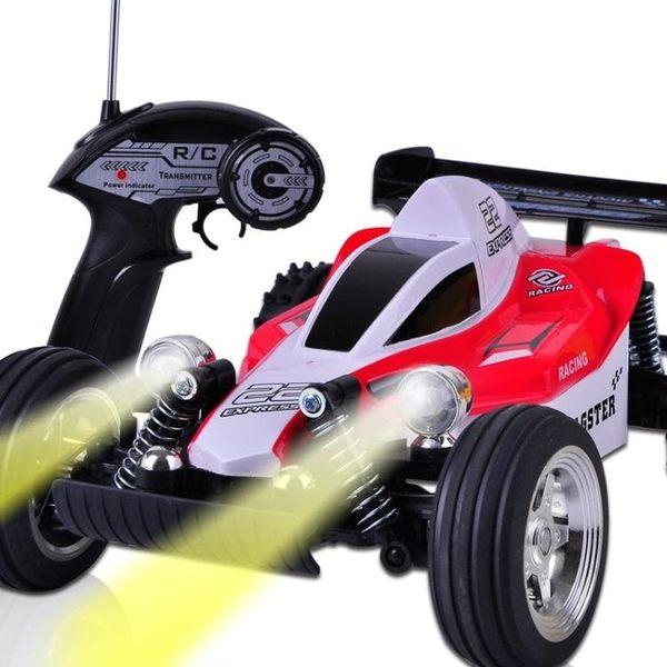 食尚玩家 遙控賽車充電汽車漂移高速越野遙控車兒童玩具男孩3-7歲禮物