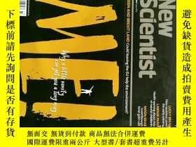 二手書博民逛書店New罕見Scientist Weekly 2016 07 09 NO.3081 新科學原版外文雜誌Y1461