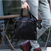 公事包商務包手提包單肩包 斜跨包  男士休閒包袋DL11【男人與流行】