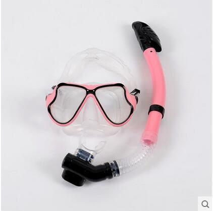 浮潛三寶成人兒童全幹式呼吸管潛水鏡PLL3164【男人與流行】
