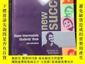 二手書博民逛書店New罕見Success upper Intermediate