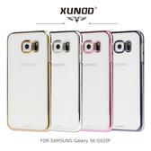 ☆愛思摩比☆XUNDD Samsung Galaxy S6 G920F 爵士電鍍保護殼 保護套 透色殼